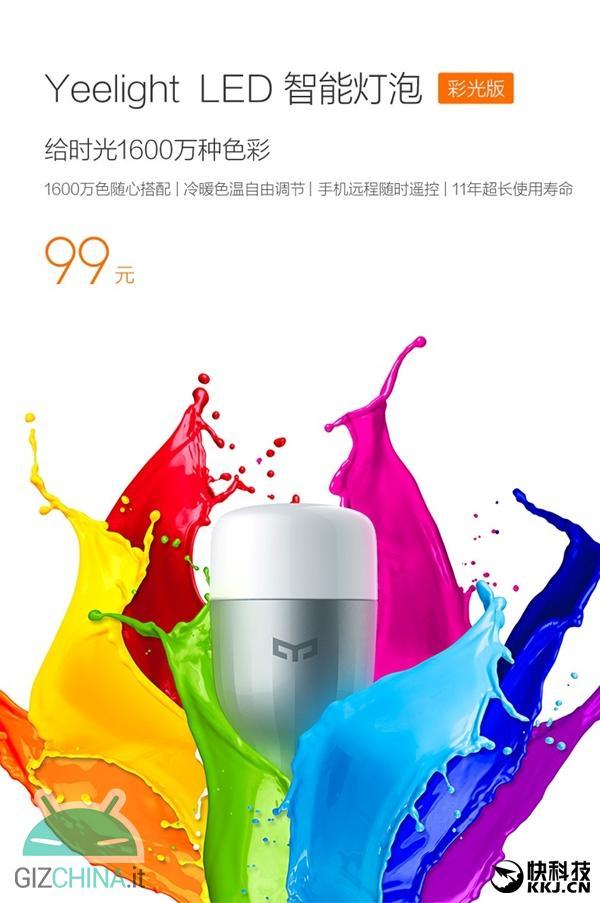 Xiaomi Yeelight IPL