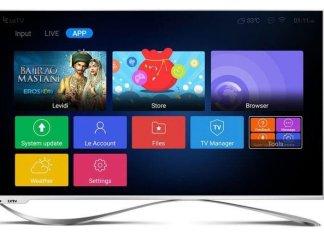 Leeco super3 smart tv