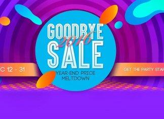 gearbest goodbye 2016 sale
