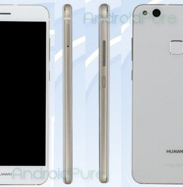 huawei was-al00 honor 8 tenaa