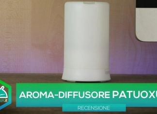 Aroma-diffusore Patuoxun