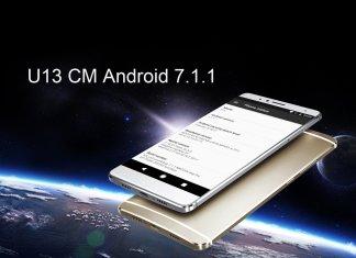 Oukitel U13 CyanogenMod 7.1