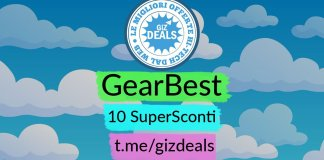 GearBest Super Sconti - GizDeals