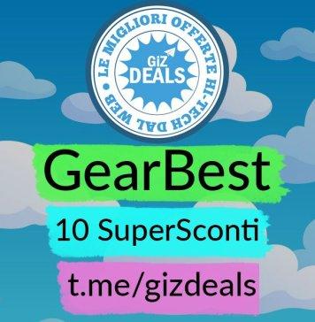 GearBest Super Sconti - GizDeals