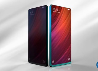 xiaomi mi mix 2 render video