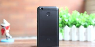 Xiaomi Redmi 4X nero opaco hands-on