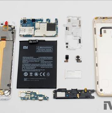 xiaomi mi max 2 teardown