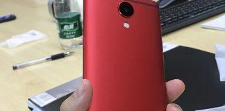 elePhone P8 rosso