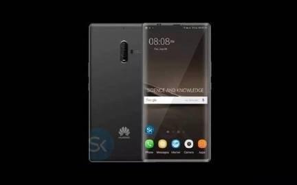 Il display di Huawei Mate 10 si dovrebbe chiamare EntireView