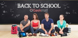GeekMall.it Back to School