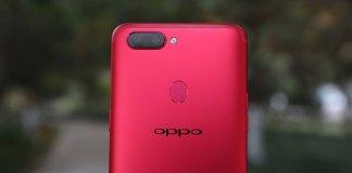OPPO R11S hands-on