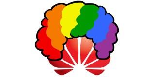 funkyhuawei logo