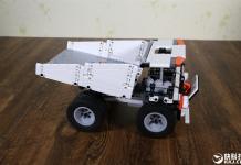 xiaomi camion lego technic