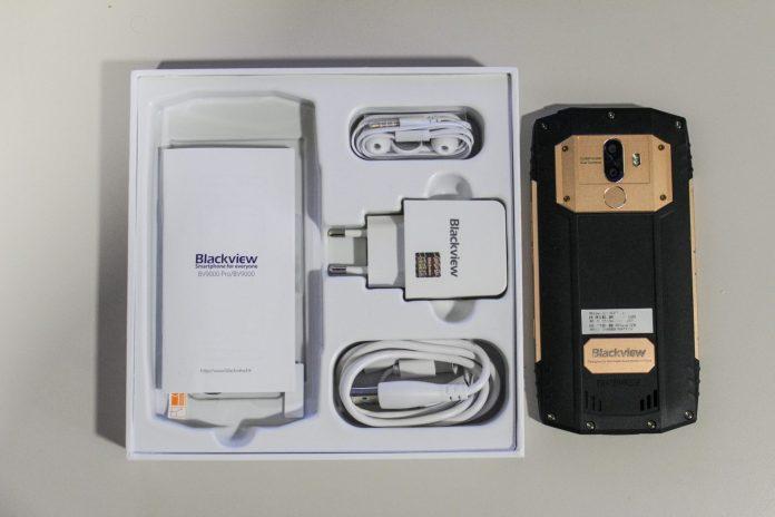 Recensione Blackview BV9000 Pro