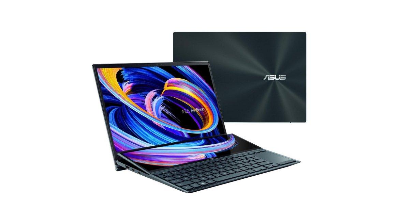 ASUS ZenBook Duo 14 UX482 oficial en Italia | Especificaciones | Precio - GizChina.it