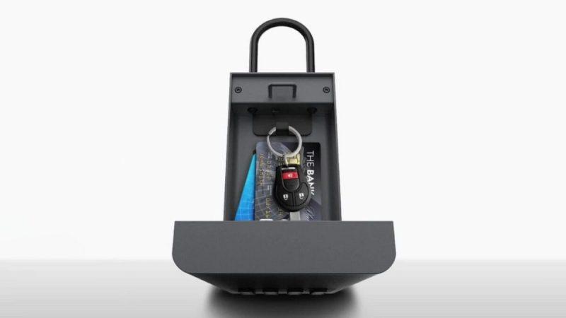 smart safe for xiaomi youpin keys