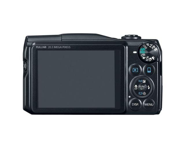 Canon PowerShot SX710 HS Unveiled [CES 2015]