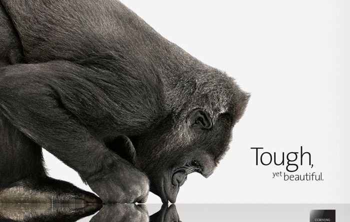 "Corning ""Antimicrobial"" Gorilla Glass Unveiled [CES 2014]"