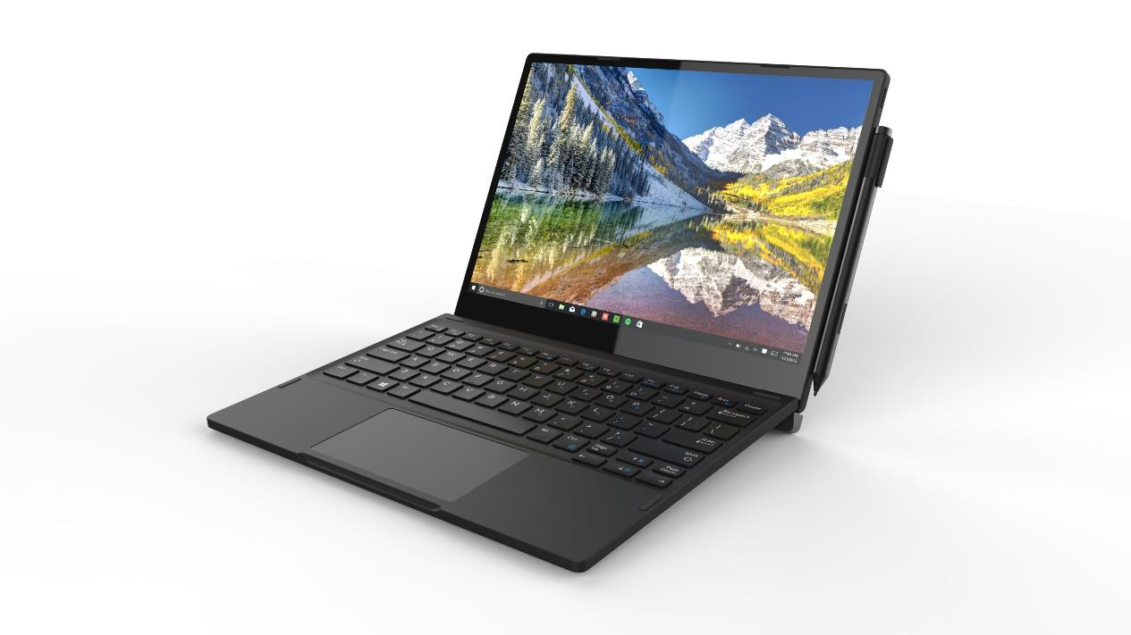 Dell Latitude 7285 2In1 Detachable Laptop With Wireless