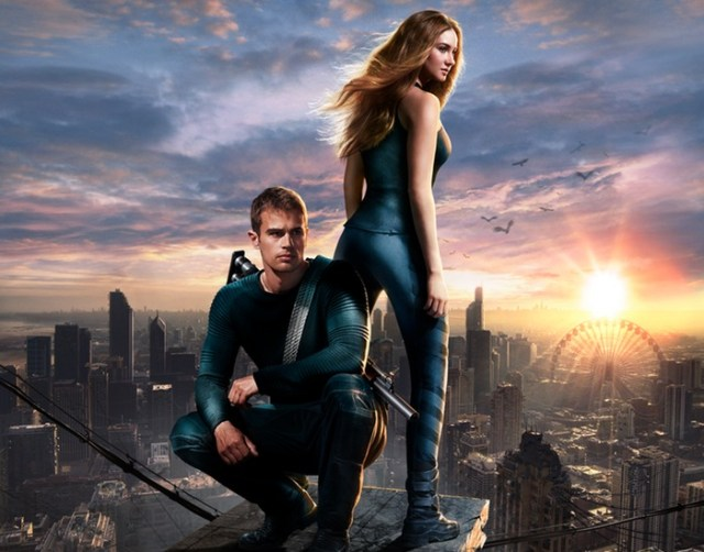 Divergent Movie Official Trailer, Based On Veronica Roth's Best-Selling Book Series