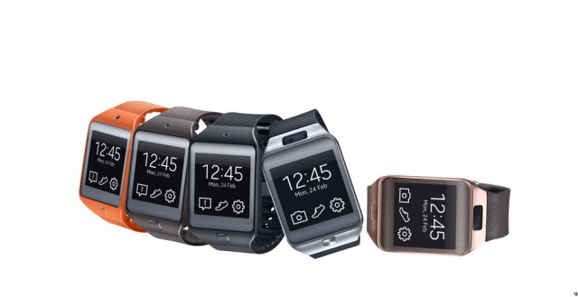 Samsung Galaxy Gear 2 And Galaxy Gear 2 Neo Launched With Tizen OS [MWC 2014]