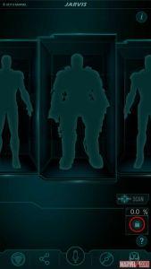 Explore Tony Stark's Armor with remote