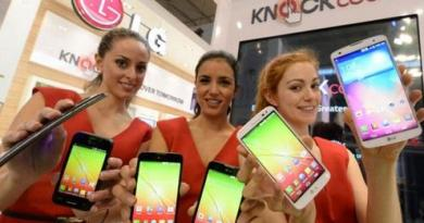 LG F90 Mid-Range Handset Launched With Android 4.4 KitKat [MWC 2014]