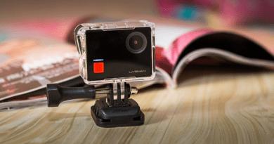 LeEco Liveman C1 4K Action Camera Announced