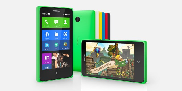 Nokia X To Arrive In India On March 15th