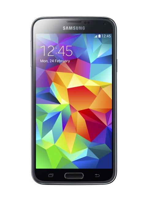 Samsung Galaxy S5 display