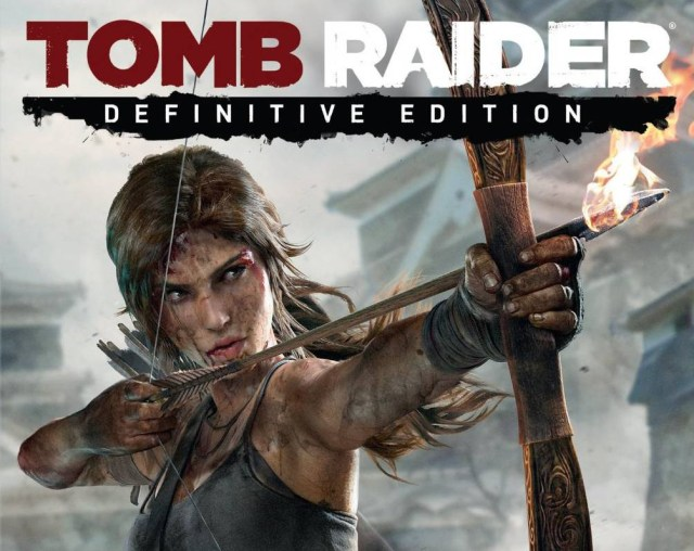 Tomb Raider: Definitive Edition Arrives On PS4