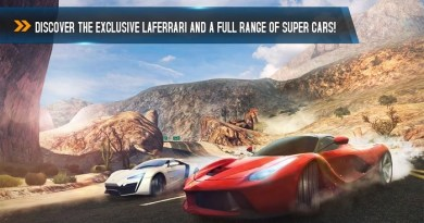 Gameloft Asphalt 8: Airborne Arrives For BlackBerry Z10 And Z30