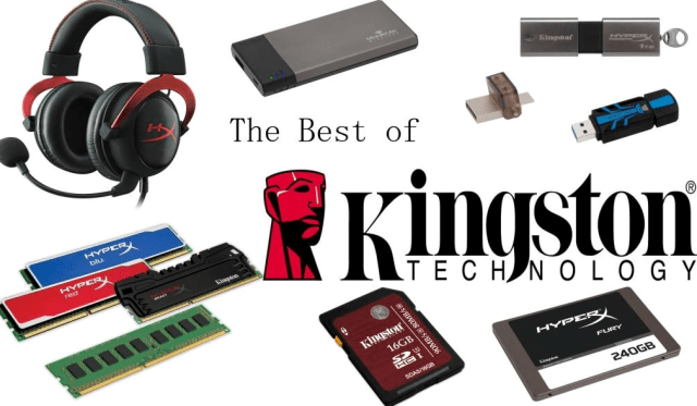 The Best of Kingston Products You Should Look For