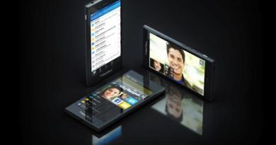 BlackBerry Z3 Announced [MWC 2014]