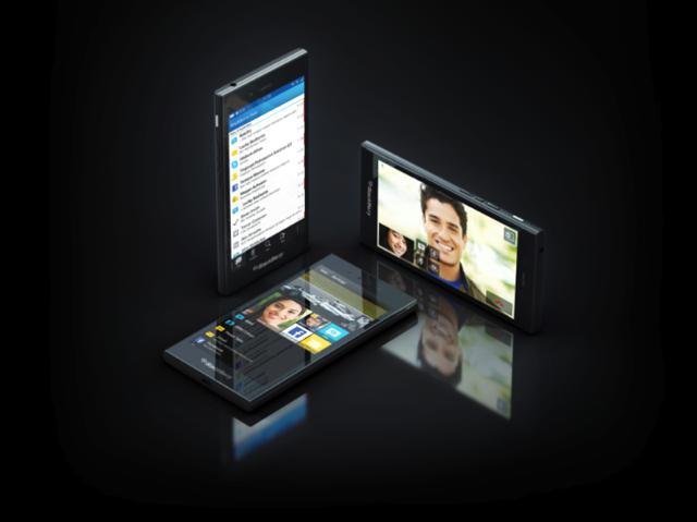 BlackBerry Z3 Announced [MWC 2014]
