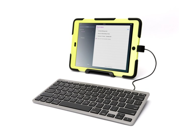 Griffin Wired Keyboard For iPad Launched For $60