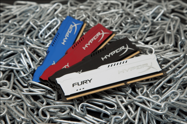 Kingston HyperX Fury DDR3 RAM