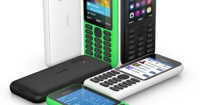 Microsoft Nokia 215 Announced For $29