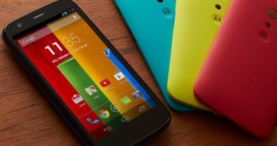 Moto G Receives Android 4.4 KitKat Update In The UK