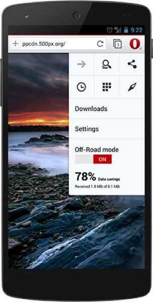 Opera For Android Updated, Brings New UI And Video Call Support