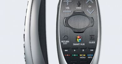 Samsung's New Smart Control For TV To Unveil At CES 2014