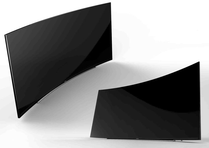 Samsung Curved Ultra HD TVs Launched [CES 2014]