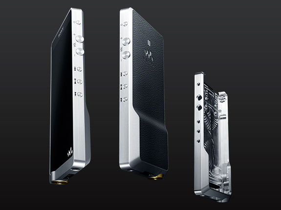 Sony Walkman NW-ZX1 And NW-F880 Announced
