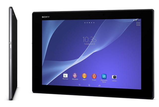 Sony Xperia Z2 Tablet Gets Official - The World's Slimmest And Lightest Waterproof Tablet