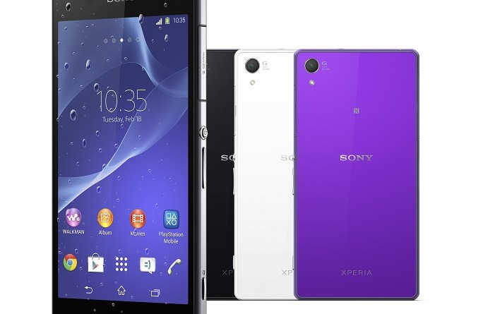 Sony Xperia Z2 Smartphone Officially Announced [MWC 2014]