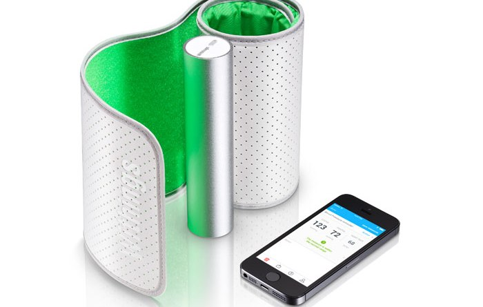 Withings Wireless Blood Pressure Monitor For Android And iOS Announced [CES 2014]