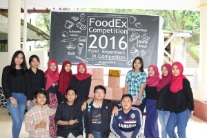 FoodEx Competition 2016