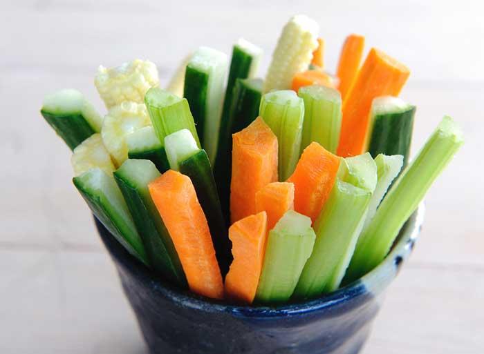 finger food stik sayuran