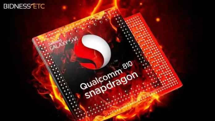 Snapdragon 810 et des problèmes de surchauffe, vérité ou mythe ?