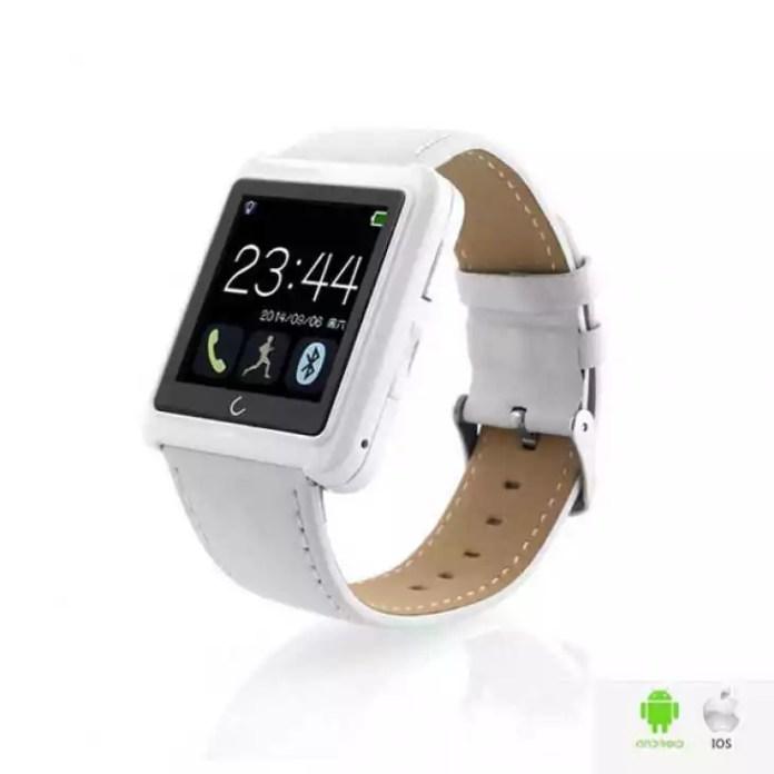 Smartwatch u10, la u8 se transforme avec des caractéristiques intéressantes